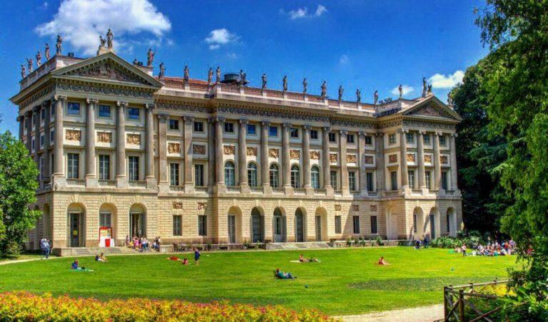 villa reale milano