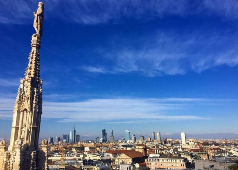 10 luoghi per vedere milano dall'alto