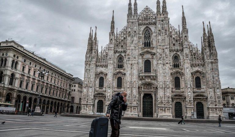 Coronavirus a Milano: forse già da dicembre