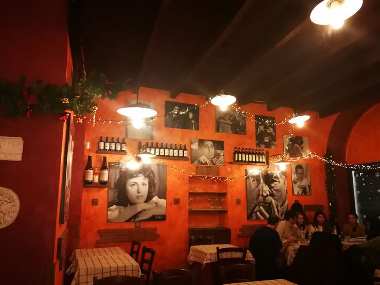 Ai Balestrieri ristorante romano