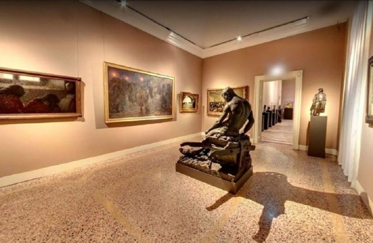 galleria d'arte moderna milano