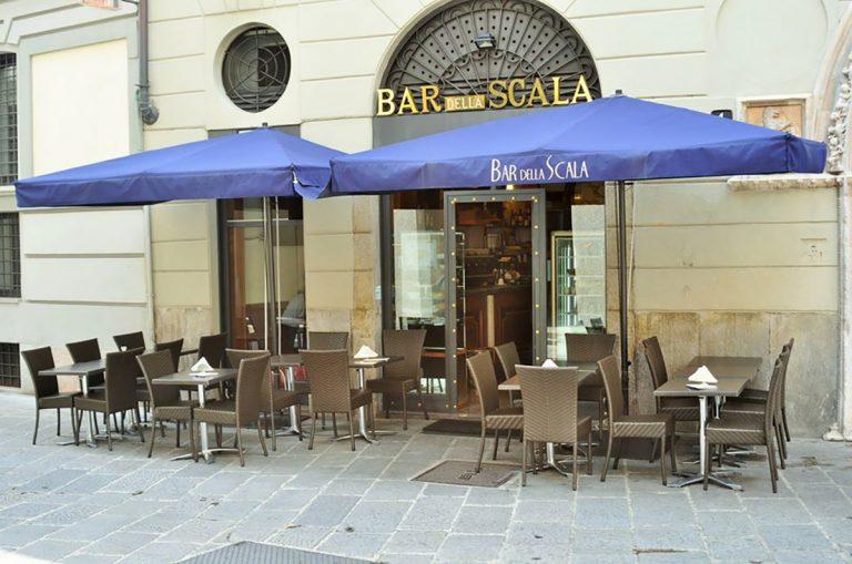 Il Bar della Scala chiude