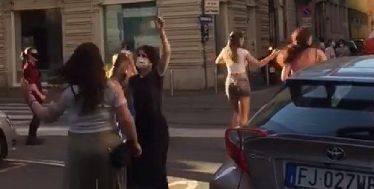 Milano balli canti fase 2