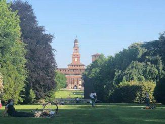 Fase 2 a Milano, primo week-end positivo: attenzione rivolta a parchi e aree verdi