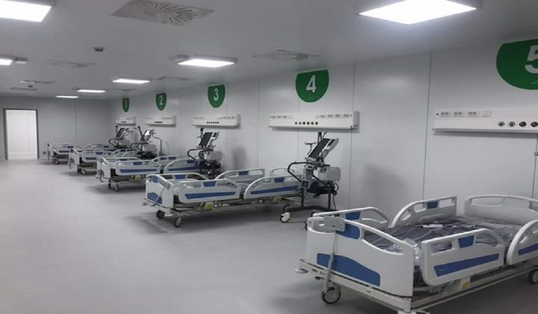 Ospedale Fiera di Milano chiude