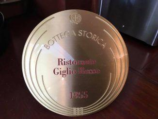 Ristorante Giglio Rosso Milano