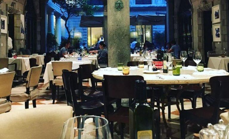 ristoranti montenapoleone milano
