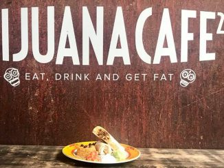 Tijuana Cafè Menù