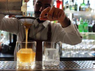 Bulk Milano mixology bar