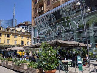 Eataly si espande all'aperto: nuovo spazio verde per i clienti
