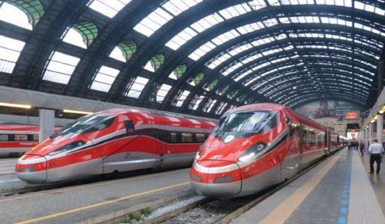 Nuovi Frecciarossa da Milano per l'estate 2020