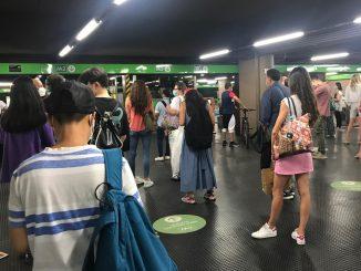 Incidente sulla metro M2, tentato suicidio nella stazione di Udine