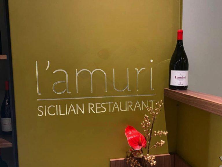L'amuri Milano: ristorante siciliano