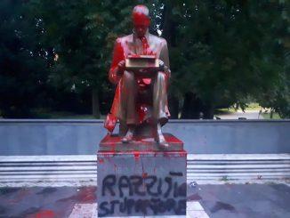 LuMe statua Montanelli