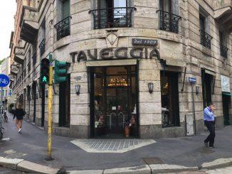 La pasticceria Taveggia di Milano