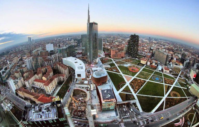 Il quartiere di Porta Nuova di Milano
