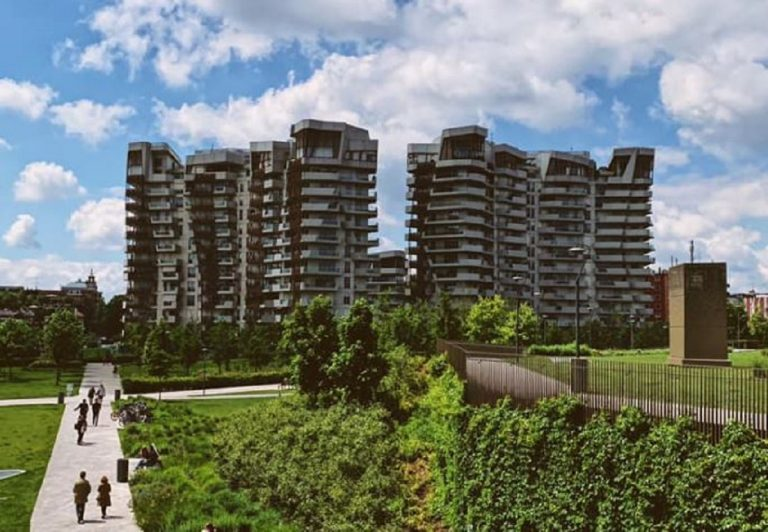 residenze libeskind 2