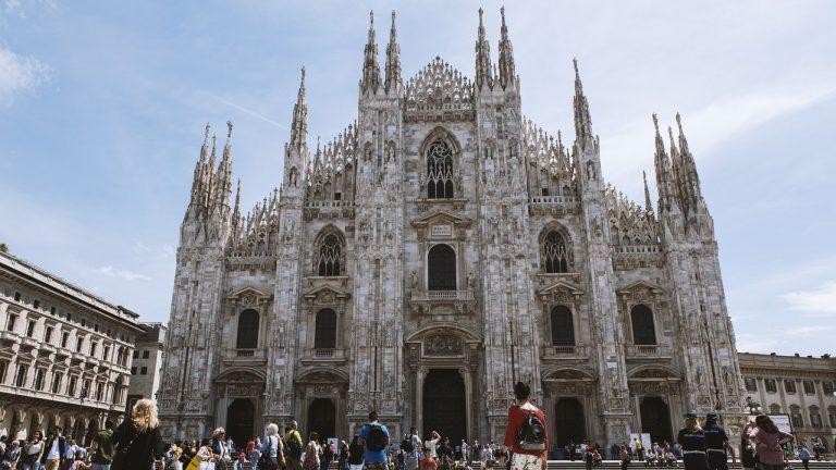 Restauro Piazza del Duomo