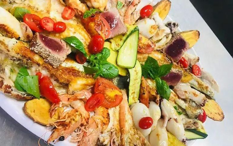 Ristorante Gallura pesce Milano