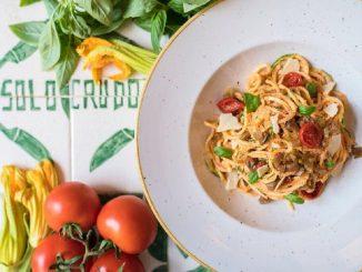 Solo Crudo, la cucina salutare a Milano