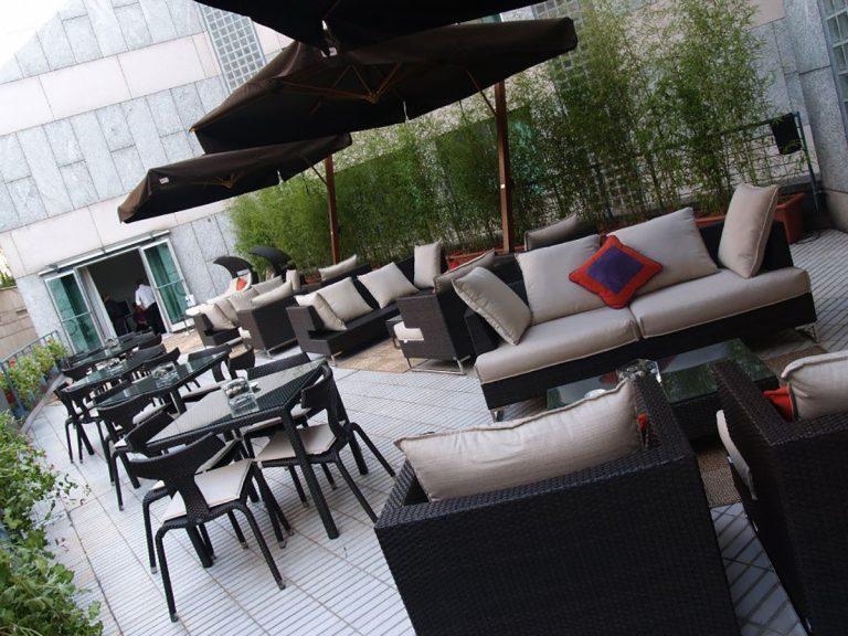 Terrazza Aria rooftop esclusivo
