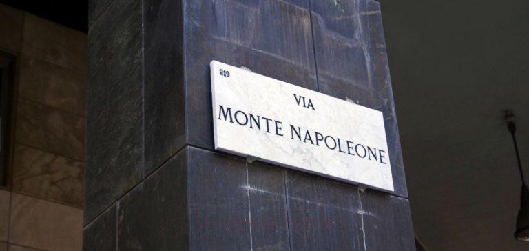Via Montenapoleone Milano: l'epicentro della Moda