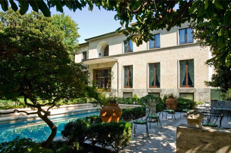 La Villa Necchi Campiglio di Milano