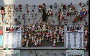 Wall of dolls Milano: il muro delle bambole