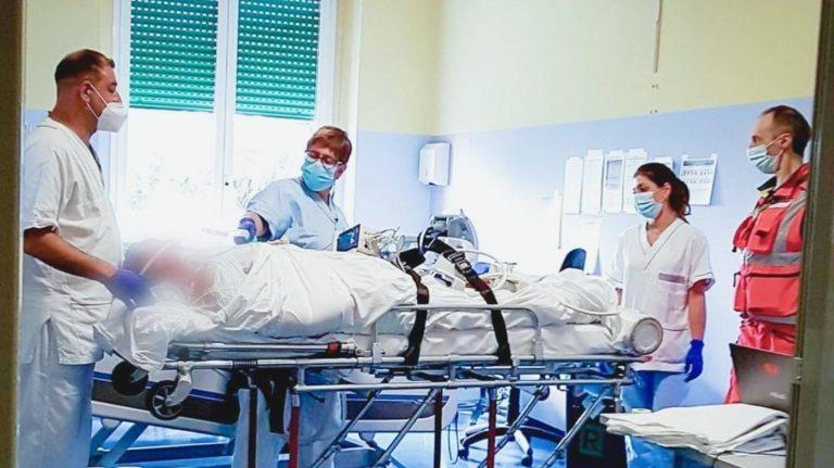 chiude terapia intensiva niguarda