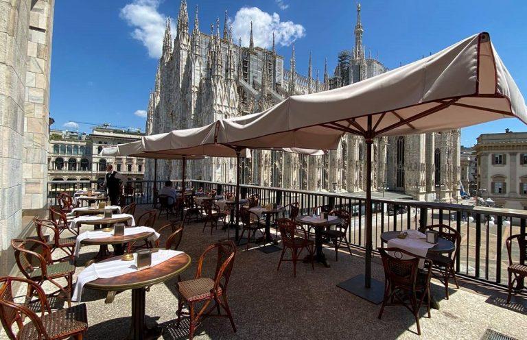 monumenti milano dove mangiare