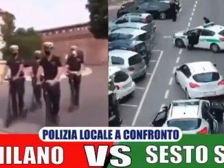 Polizia Locale, Sesto contro Milano: lo spot del sindaco fa discutere