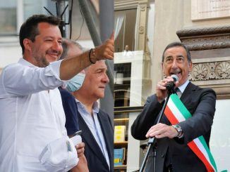 """Beppe Sala contro Matteo Salvini: """"Milano merita di più"""""""
