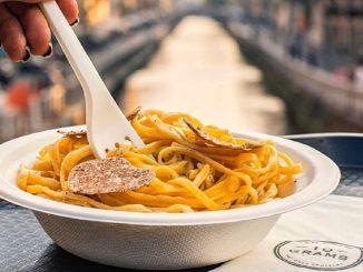 Ten Grams, il primo fast food dedicato al tartufo in città