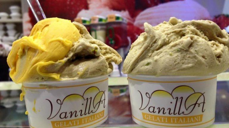 vanilla gelati milano