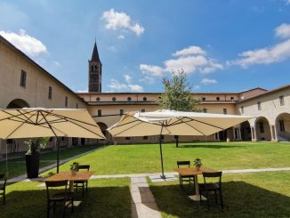 Chiostro Bistrot: lo spazio en plain air del Museo Diocesano