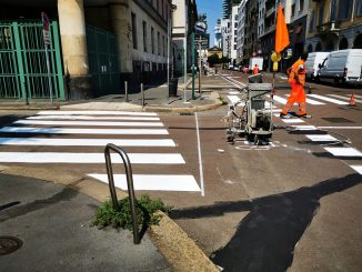 ciclabile Viale Monza