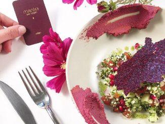 Mantra, il ristorante raw e vegano a Milano