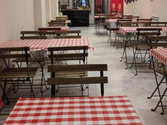 Uscio e Bottega, il ristorante con prodotti bio a Milano