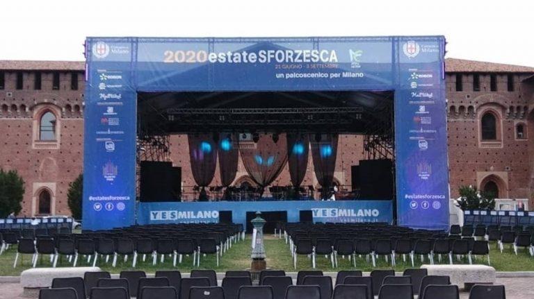eventi milano agosto 2020