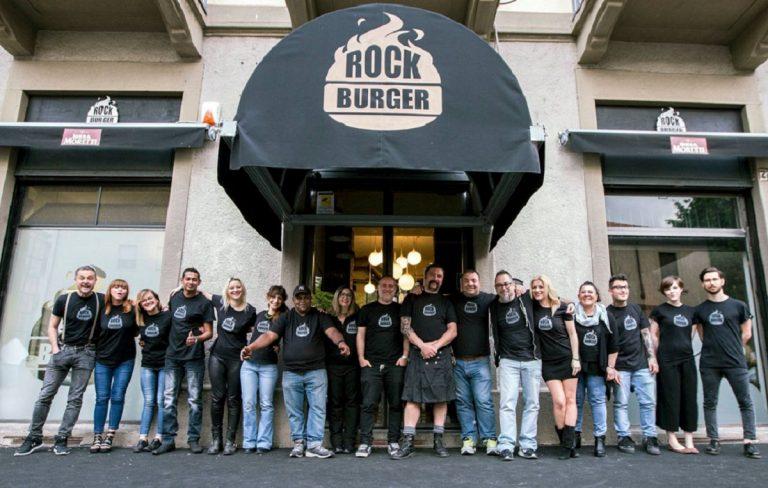 Chiude Rock Burger Milano