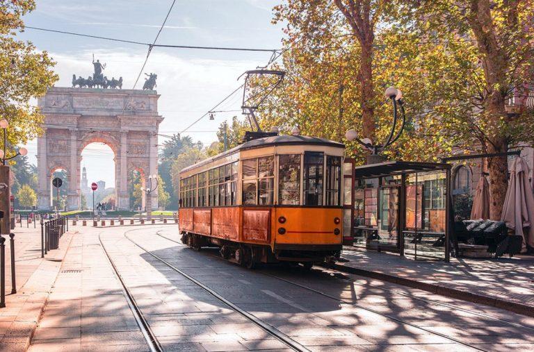 Capienza mezzi pubblici Milano