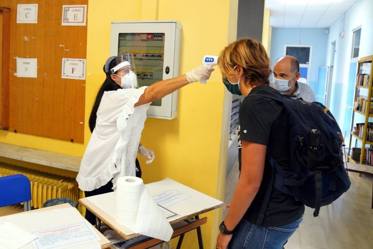 casi coronavirus scuole