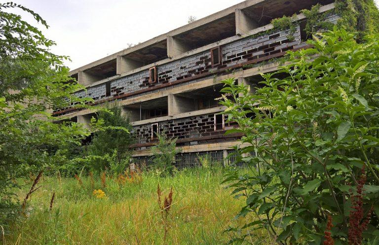 strutture abbandonate milano