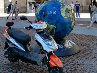 hurba scooter elettrico milano