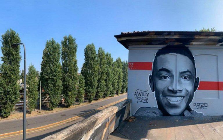 murales willy monteiro