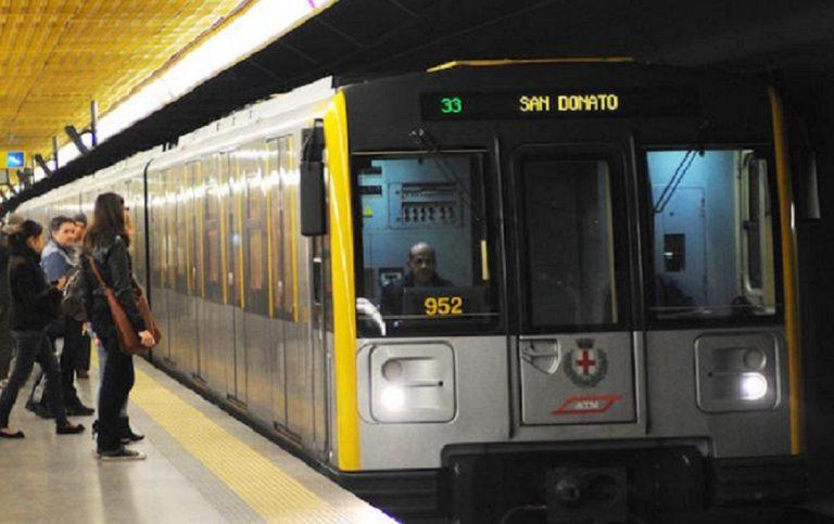 Prolungamento metro gialla