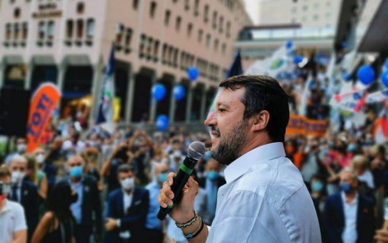 salvini sindaco candidato