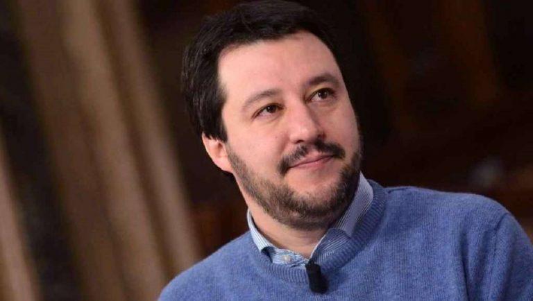 Salvini e Morgan