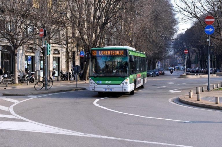 Beppe sala nuovi autobus