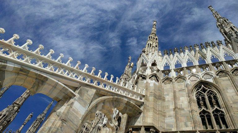 Milano città citate libri